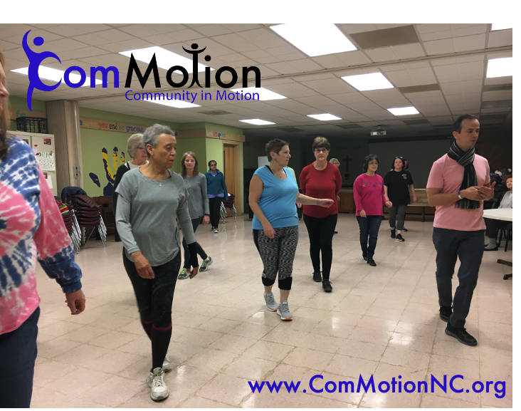 ComMotion offers a Duke Cancer Institute Survivorship Day class.