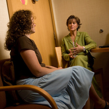 Medical Family Therapy made possible through the Duke Cancer Patient Support Program.