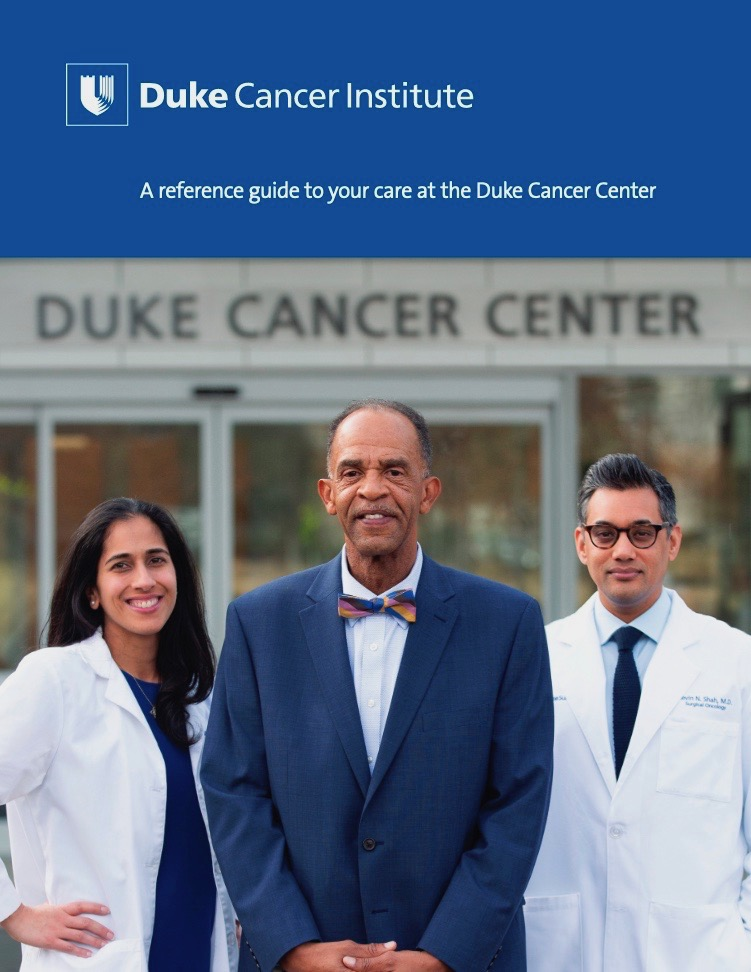 Duke Cancer Patient Reference Guide