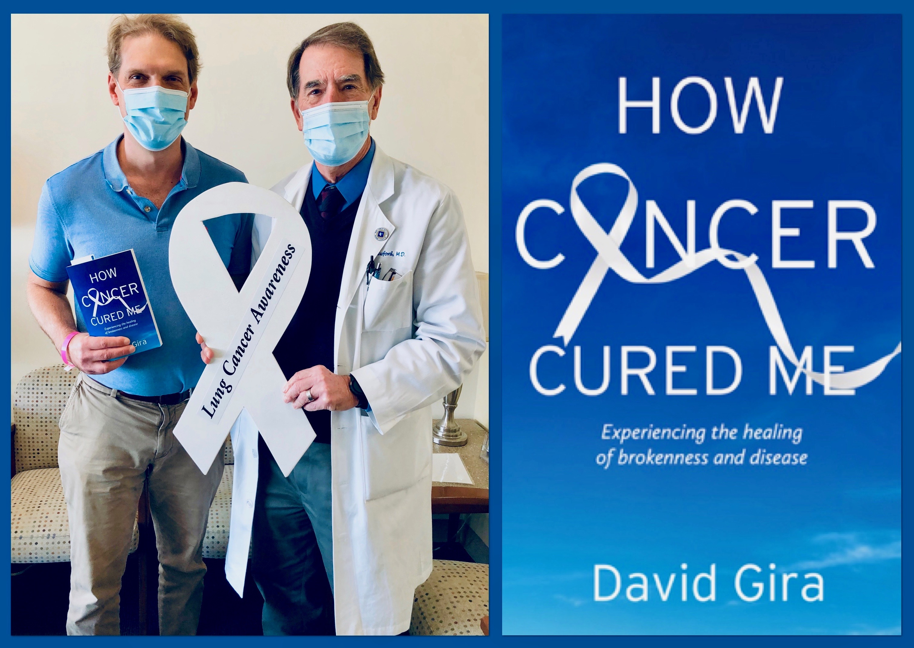 David Gira and Dr. Jeffrey Crawford