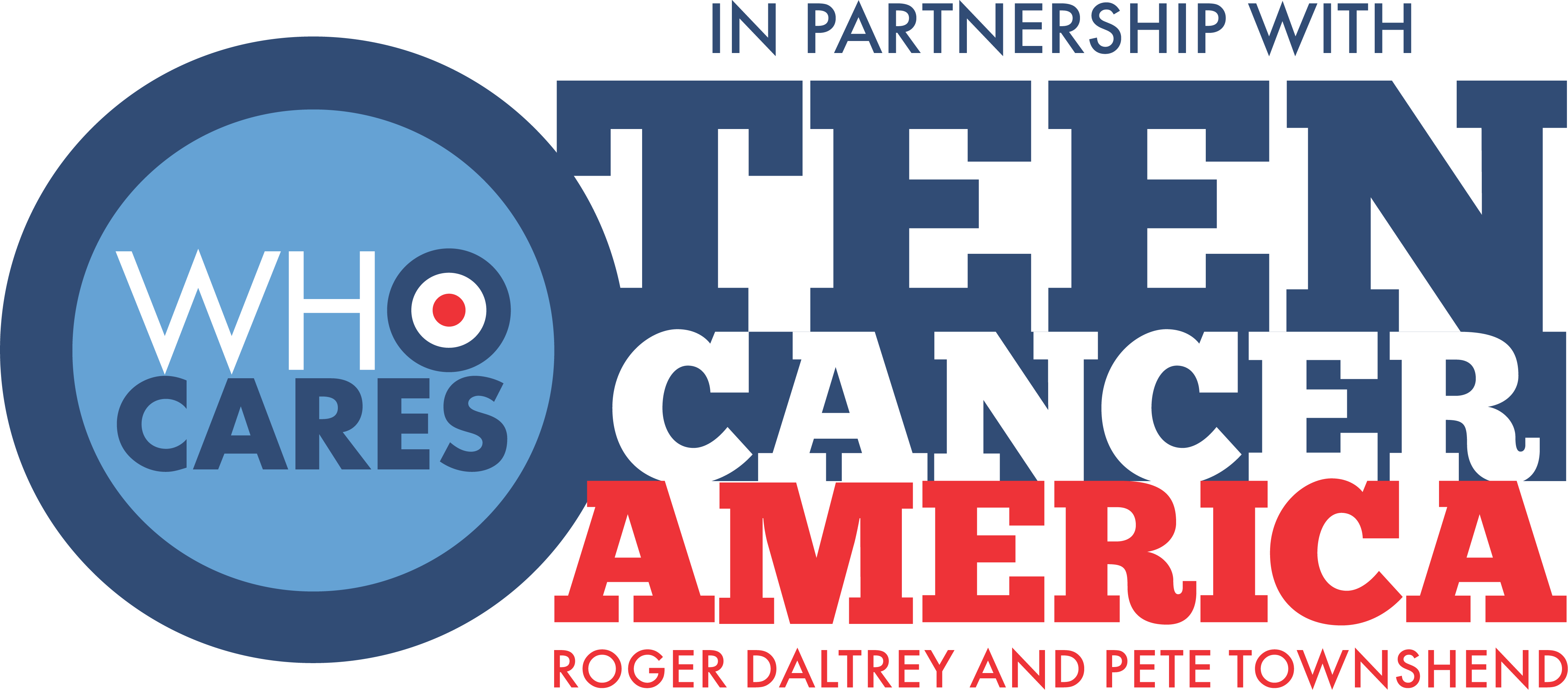 Teen Cancer America Partnership Logo