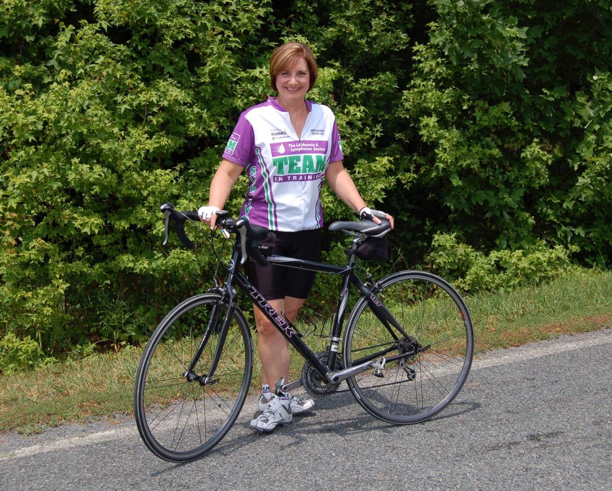 "After a four-year hiatus from cycling, Mary Ann Feagan is looking forward to getting back on her bike this fall. Since being treated for breast cancer in 2014, she's been rebuilding her strength and balance through walking, running, weight lifting, yoga and Tai Chi. ""I am much stronger now than prior to my diagnosis,"" she said."
