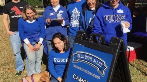 alternate Duke Campus Club