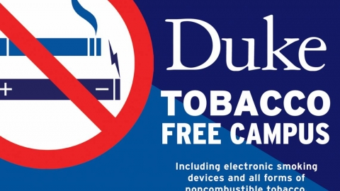 Tobacco Free Duke