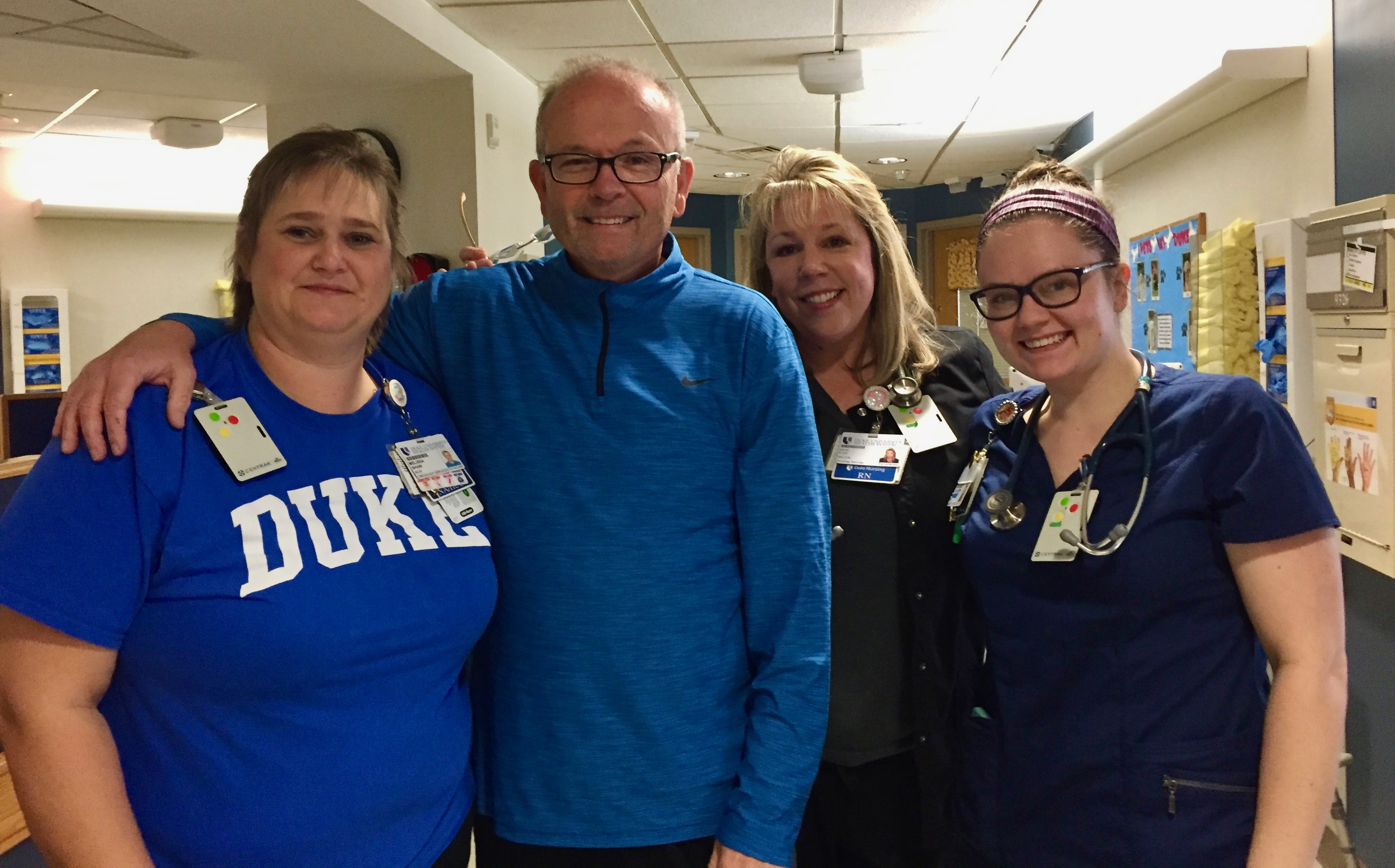 Tough Love And Healing For Tonsil Cancer Survivor | Duke