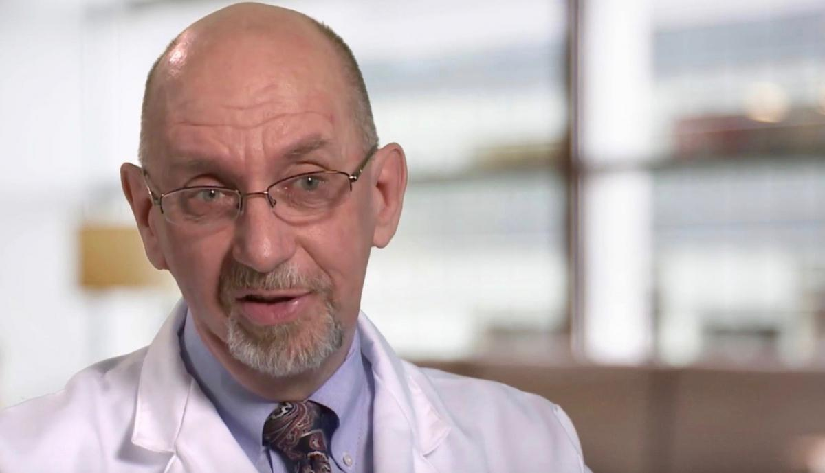 Radiation oncologist John Kirkpatrick, MD, PhD, a specialist in treating patients with primary and metastatic brain and spinal tumors with radiosurgery/radiotherapy, has been at Duke for nearly 20 years.