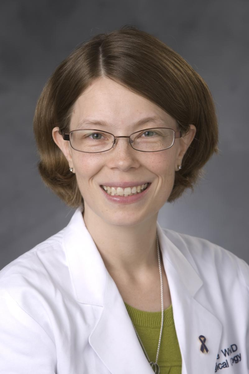 "Rebekah ""Becke"" White, MD"