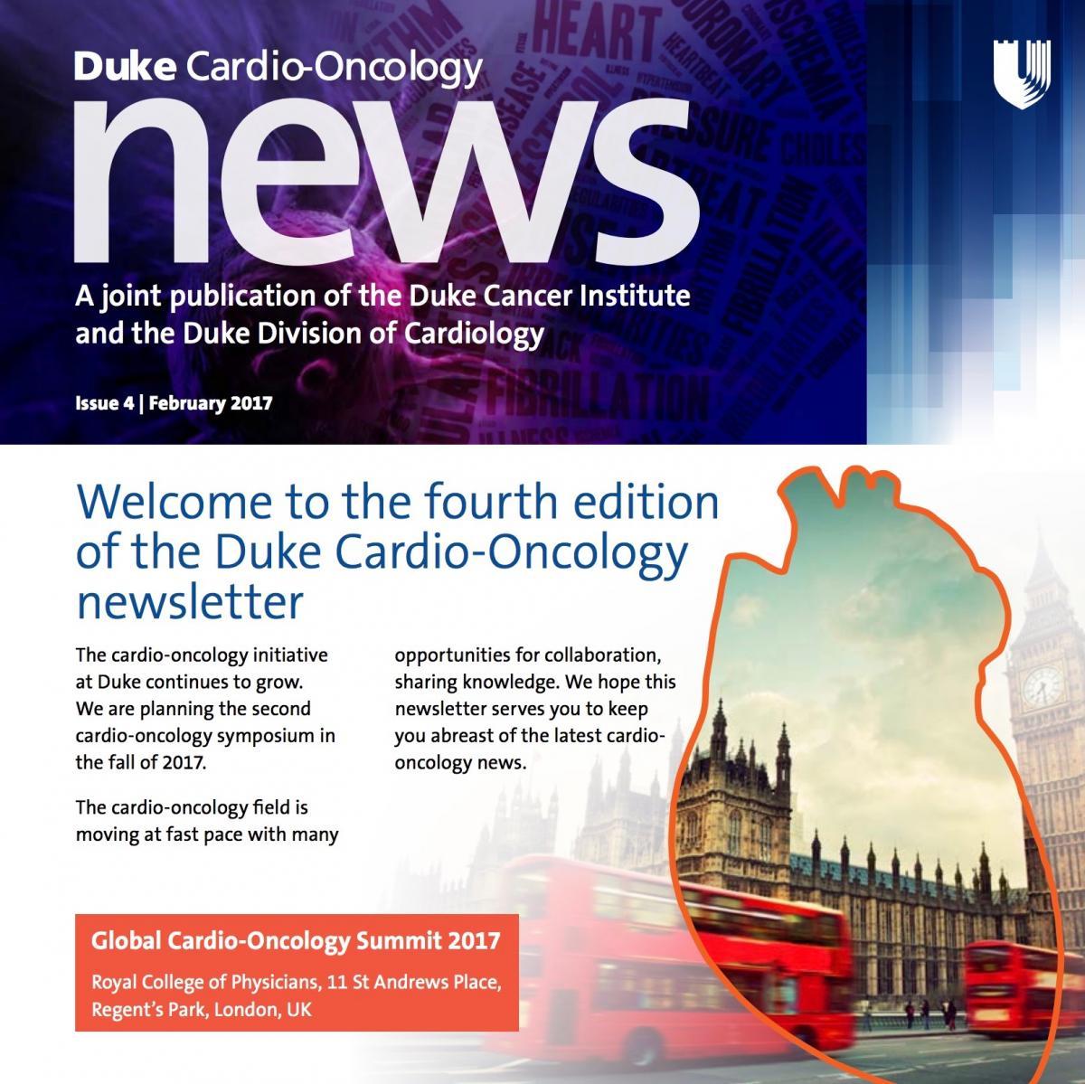 Duke Cardio-Oncology Publications | Duke Cancer Institute