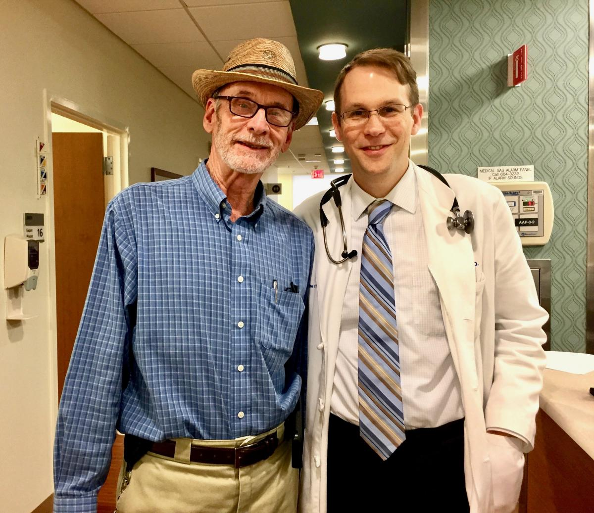 Patient With Rare Pancreas Cancer Beats The Odds | Duke