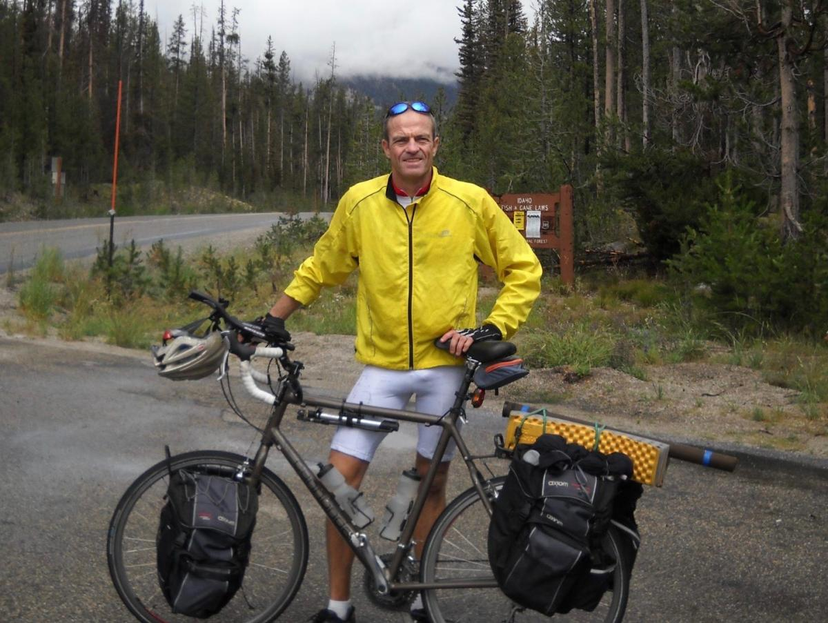 Paul Rudershausen is gearing up to memorialize his mother and help fund a cure for cancer.