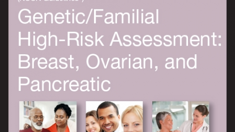 NCCN genetic & familial guidelines