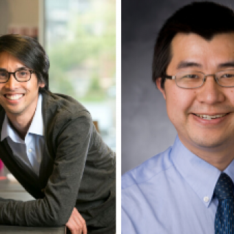 Lawrence David, PhD, and Anthony Sung, MD
