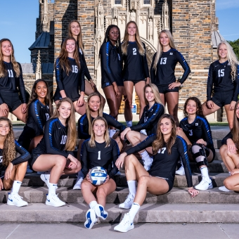 Duke Women's Volleyball