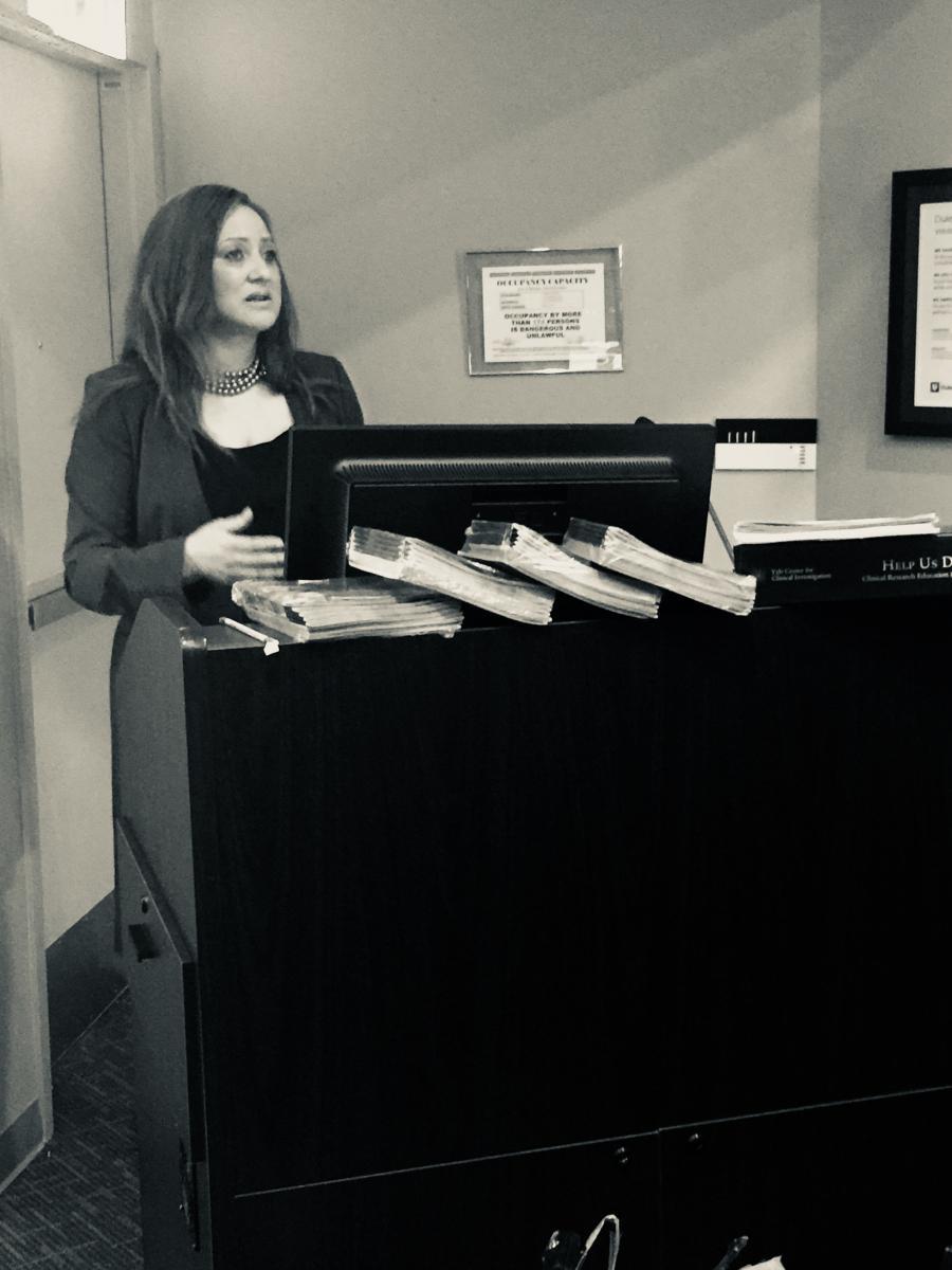 Tesheia Johnson, MBA, MHS